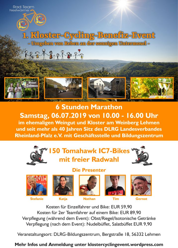 1.Kloster-Cycling-Marathon-Event